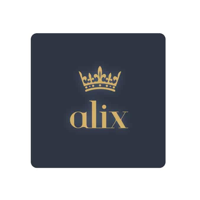 Logo Alix salon de beauté